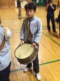小太鼓の準備はできました