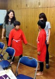山国隊衣装合わせ(4)