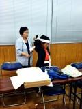 山国隊衣装合わせ(7)
